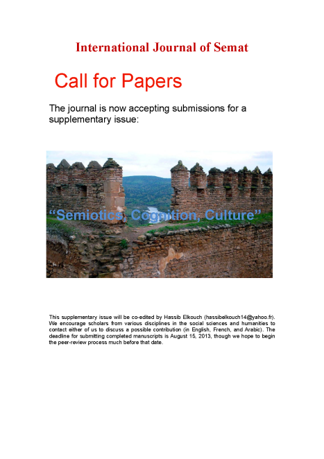 International Journal of Semat